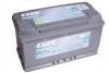 Exide Premium Solarbatterie EA1000 100Ah 12V Hochleistungs-Batterie