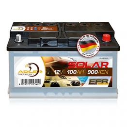 Adler Solar EFB 12 V / 100 Ah