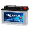 NRG SOLAR 12V 100Ah Solarbatterie