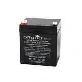 Offgridtec AGM Solar Batterie für zyklische Anwendungen 4,2 Ah C 10, 2-01-001475 -